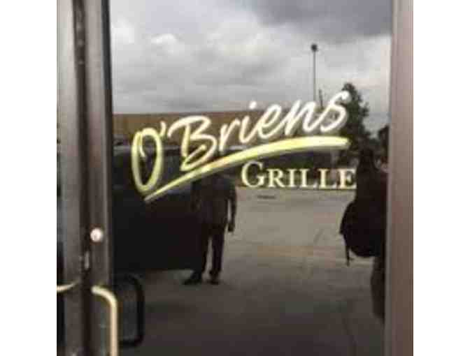 $200 Gift Card to O'Brien's Grille