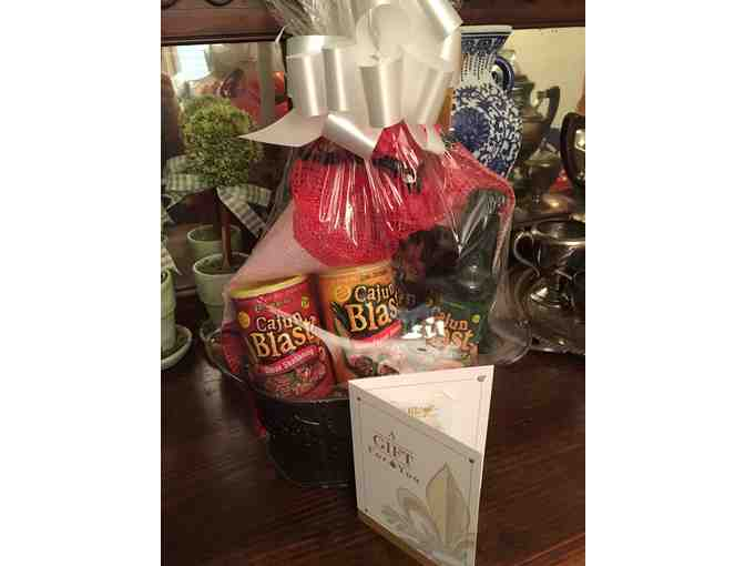 $25 Brennan's Gift Card and Spice Basket