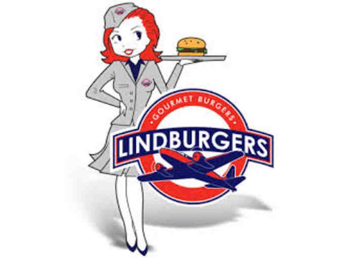 Lindburgers, $25.00 Gift Card, Any Location - Photo 1