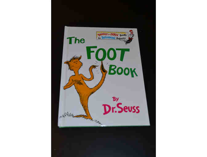 The Foot Book by Dr Seuss