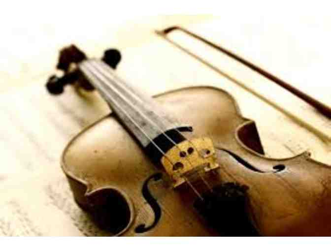 Gift Certificate for Loveland Violin Shop for $100