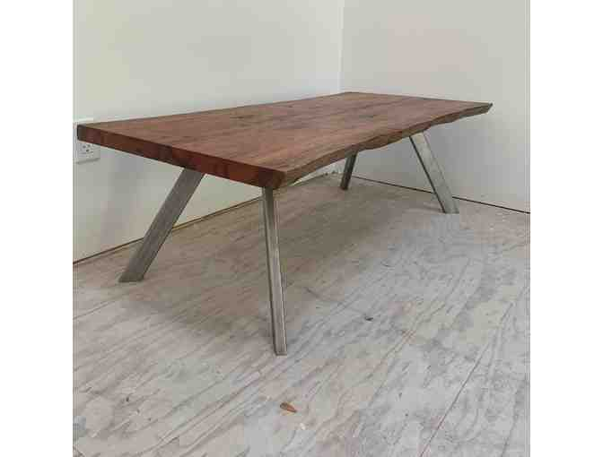 Eucalyptus Slab Artisan Coffee Table