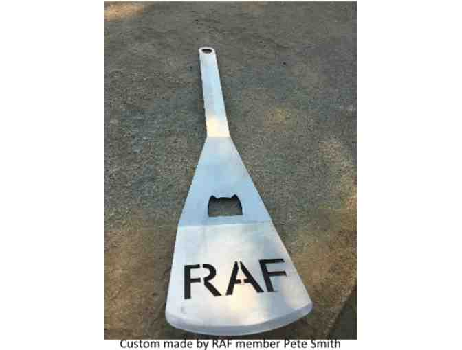 Custom made RAF Spatula