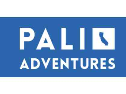 $1000 toward a two week session or $500 toward one week at camp Pali Adventures (1 of 2)
