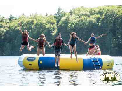 Camp North Star Maine - $4500 Gift Card towards 4, 5 or 7 Weeks