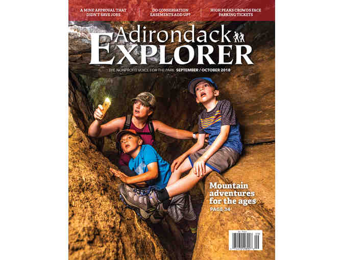 Adirondack Explorer 2-Year Subscription