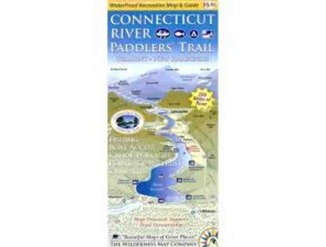 Connecticut River Paddlers' Trail Map