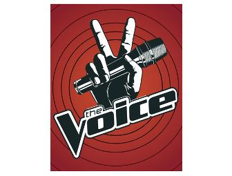 "4 Tickets to December 11 Taping of ""The Voice""; Meet & Greet with Cee Lo Green - Photo 1"