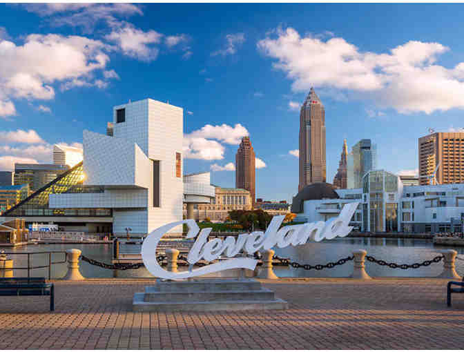 Experience Cleveland - Caveliers & Rock and Roll Hall of Fame, 1-Night Stay  for 2 - Photo 1