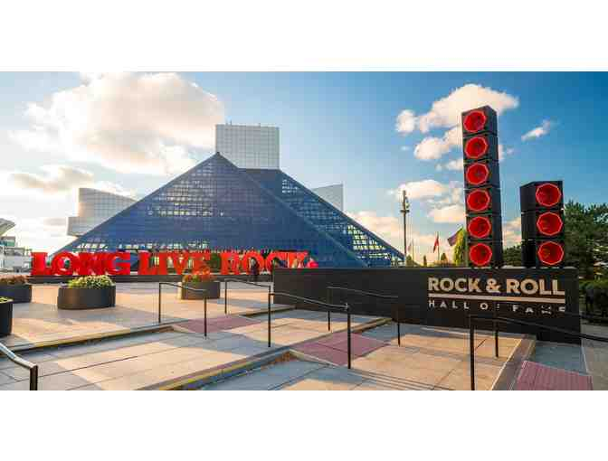 Experience Cleveland - Caveliers & Rock and Roll Hall of Fame, 1-Night Stay  for 2 - Photo 2