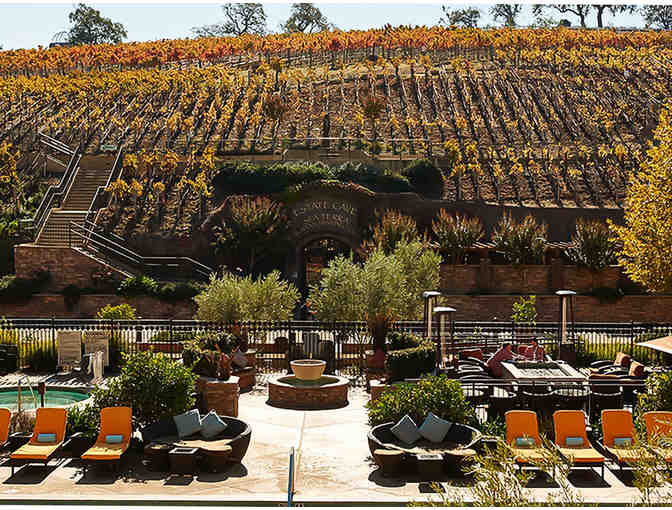 Napa Valley Backroads & Railways Luxury Tour, Gourmet Lunch, 3-NIght Stay for 2 - Photo 1