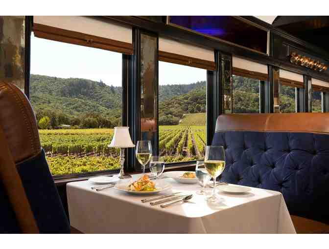 Napa Valley Backroads & Railways Luxury Tour, Gourmet Lunch, 3-NIght Stay for 2 - Photo 2