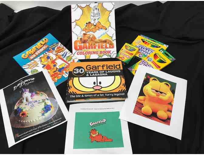 """Garfield The Musical"" Show Basket of Fun- Bonbonerie Gift Certificate and Show Tickets - Photo 2"