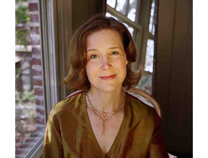 Personalized Postcard from Ann Patchett