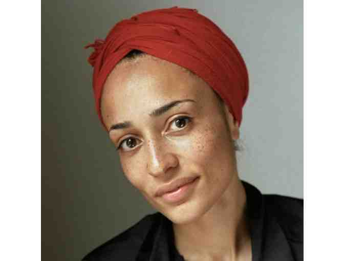 Personalized Postcard from Zadie Smith