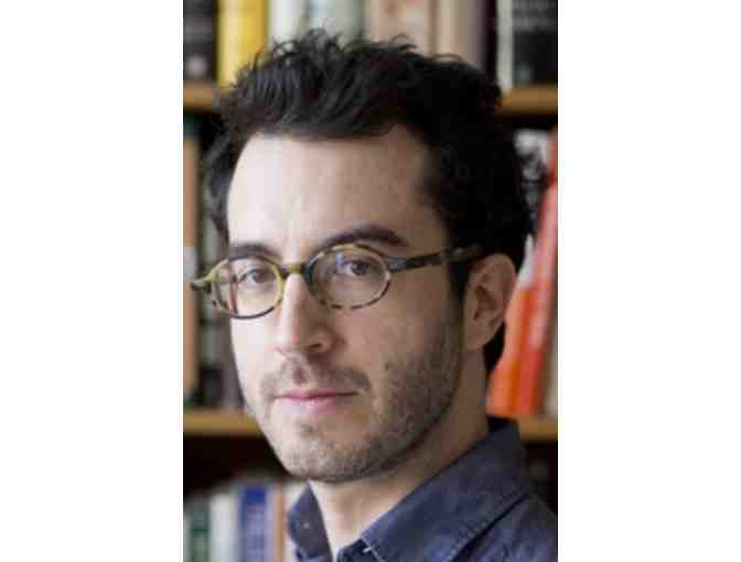 Personalized Postcard from Jonathan Safran Foer