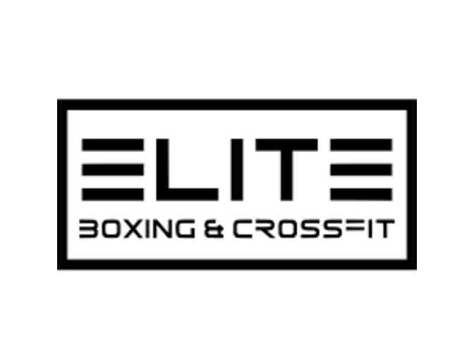 Elite Boxing and Crossfit 1 month Membership