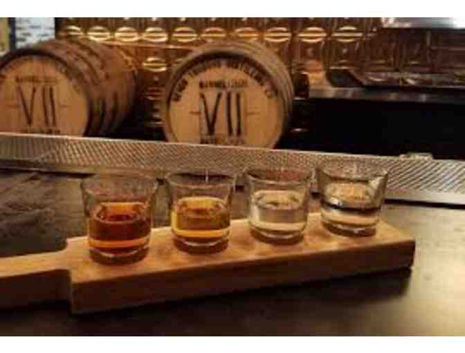 Private Tour and Tasting for 10 at Seven Troughs Distilling