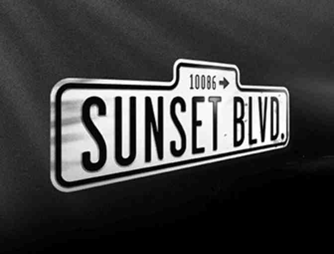 Backstage Meet & Greet with MICHAEL XAVIER and two tickets to SUNSET BOULEVARD on Broadway