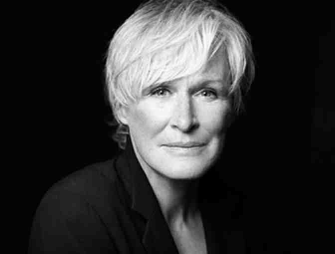 Backstage Meet & Greet with GLENN CLOSE and two tickets to SUNSET BOULEVARD
