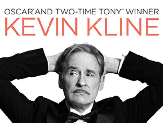Backstage Meet & Greet with KEVIN KLINE and two tickets to PRESENT LAUGHTER on Broadway