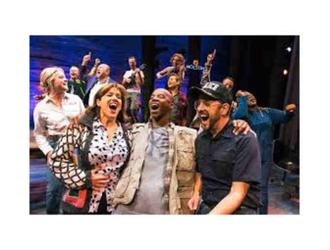 Win 2 tickets to COME FROM AWAY with a Meet & Greet with Tony nominee JENN COLELLA!