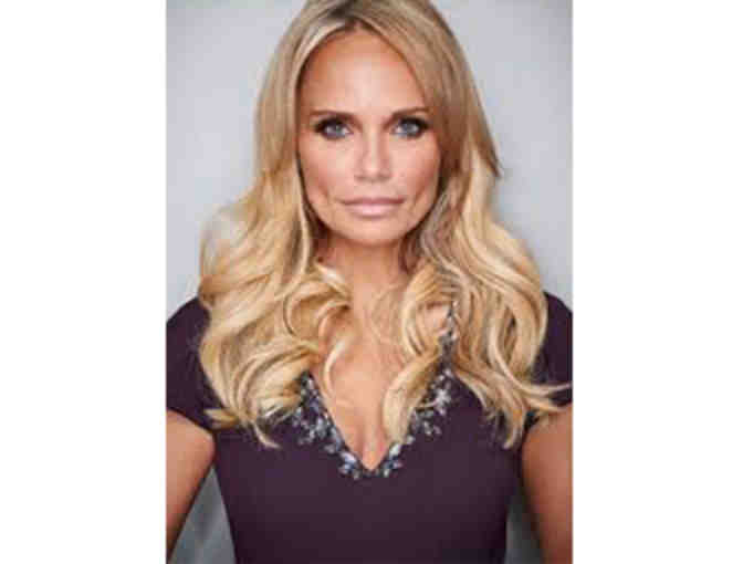 Win a Personal Voicemail Message Recorded by Kristin Chenoweth!