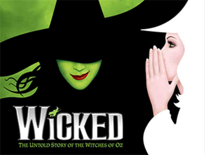 Be Spellbound by the Broadway sensation WICKED - with tickets and a backstage tour!