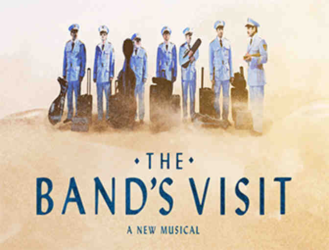 The Band's Visit has come to Broadway - see it from Premium House Seats!