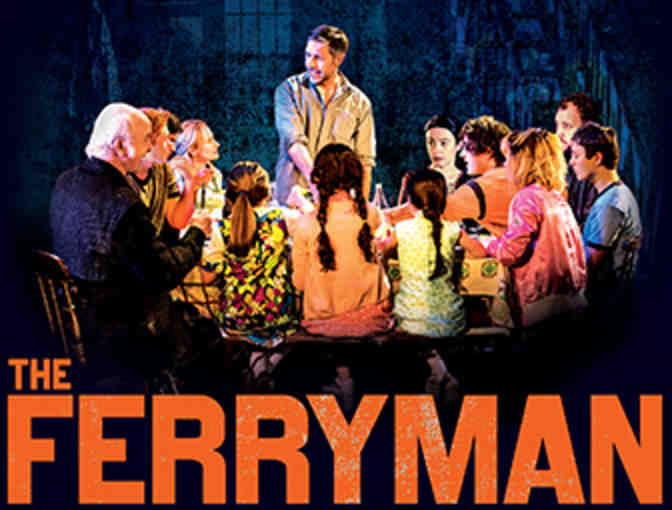 Win two tickets to The Ferryman on Broadway!