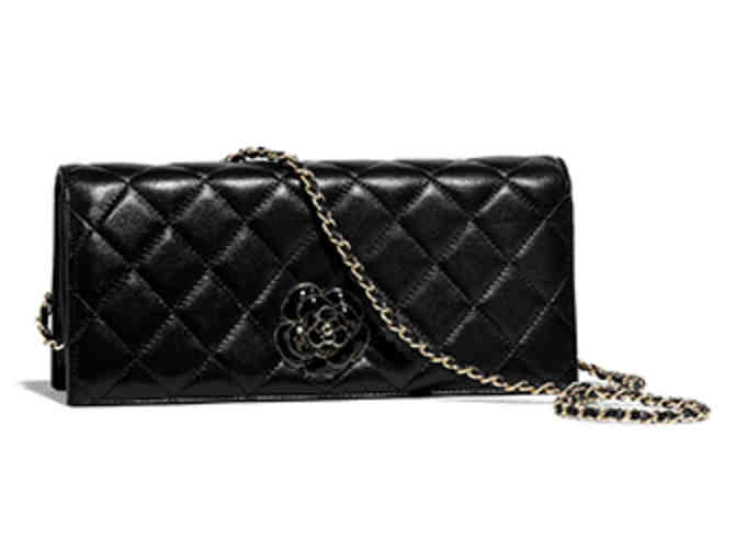 Elegant and Classic Clutch by CHANEL