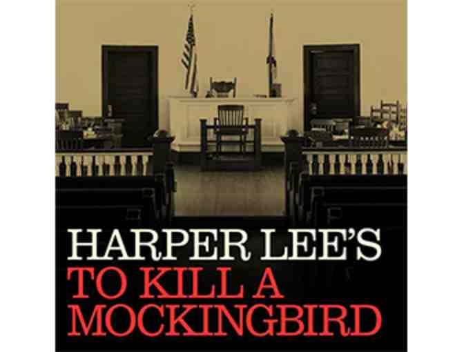 See TO KILL A MOCKINGBIRD this summer, plus attend a talk with Aaron Sorkin on April 24!