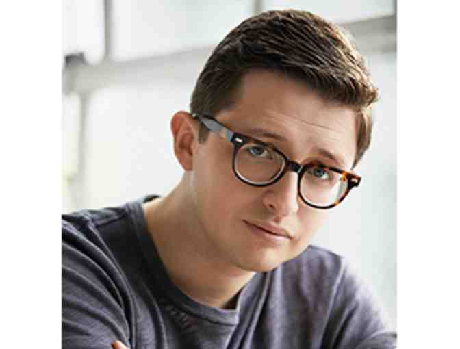 Two tickets to the musical sensation BE MORE CHILL on Broadway and meet star Will Roland!