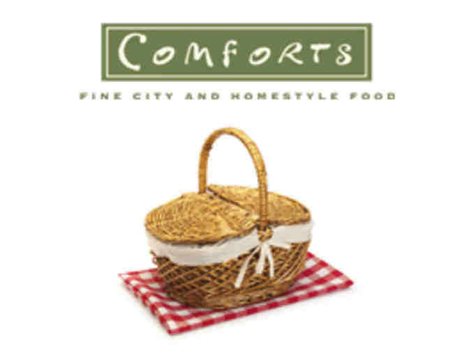 Comforts - Picnic for 2