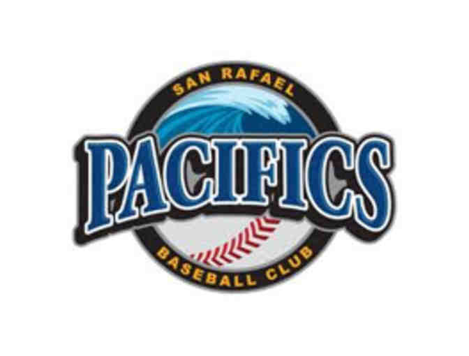 San Rafael Pacifics - 4 Tickets