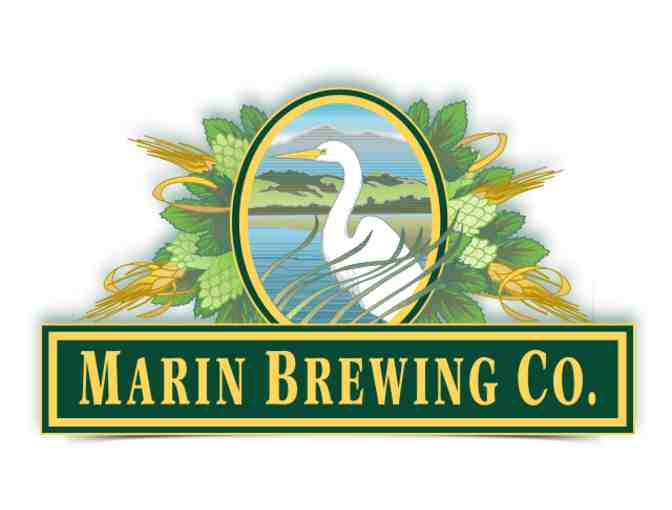 Marin Brewing Company - Lunch for 2