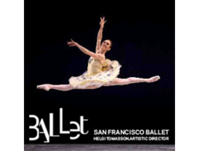 San Francisco Ballet - 2 Tickets
