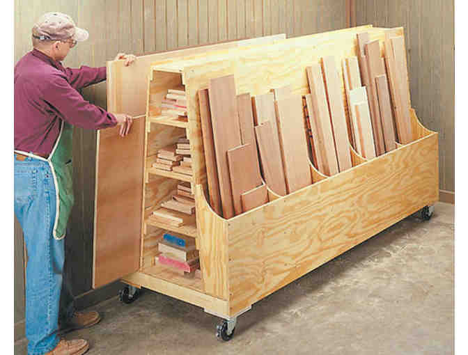 Fund-a-Need:  $1,000 Donation for FabLab Storage and Organizational System