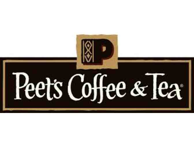 Twelve Months of Peet's Coffee