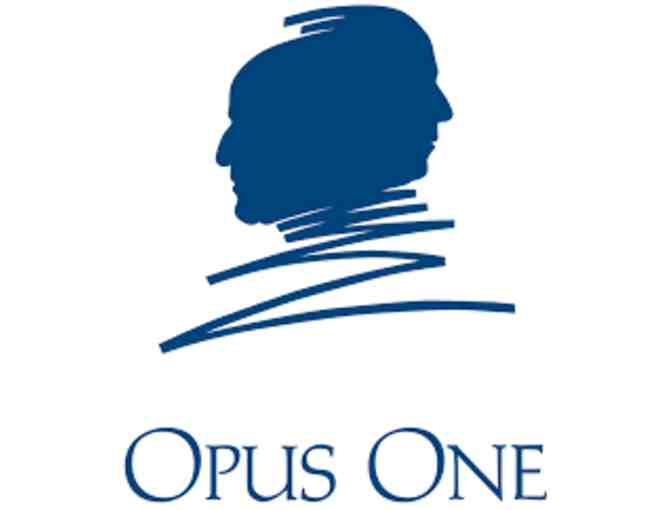 Opus One Twilight Tour and Tasting + Dinner for 8 at the Winery