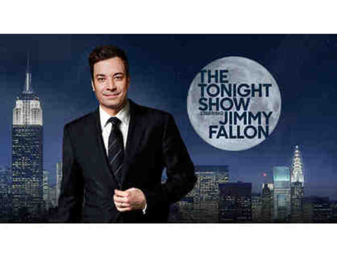 2 TICKETS - THE TONIGHT SHOW STARRING JIMMY FALLON - Photo 1
