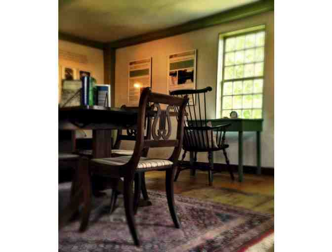 Writing Retreat at Thoreau Birthplace - One Week