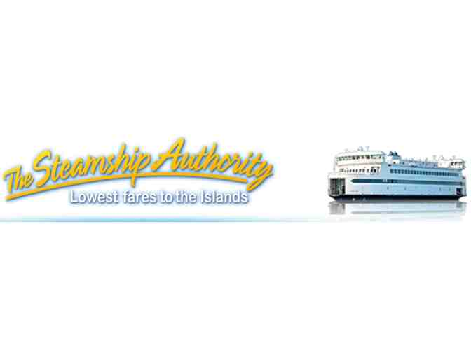 2  Round Trip Tickets on Steamship Authority High-Speed Ferry to Nantucket