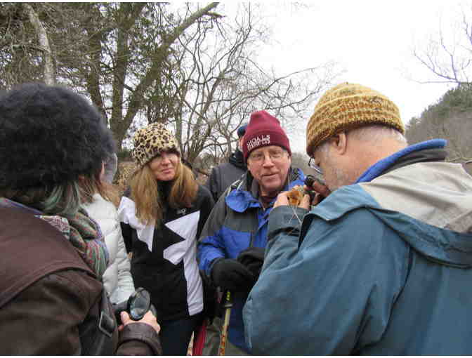 Mushroom Walk with mycologist Lawrence Millman