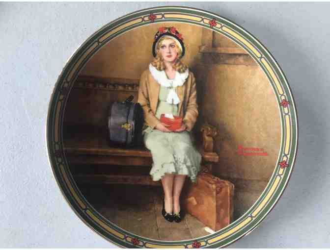 Norman Rockwell Collector Plates 1985
