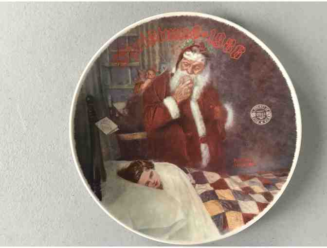 Norman Rockwell Collector Plates 1986