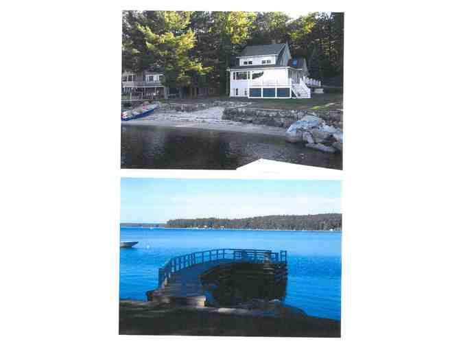 Sebago Lake, Maine Vacation (Oct. 26 - May 1)  3 Nights, 4 Days