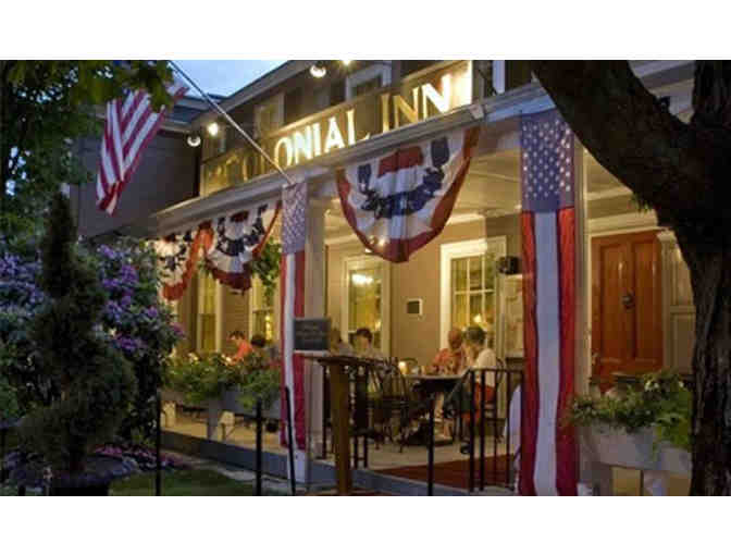 Colonial Inn - 1 Night w/Breakfast for 2 - see special note for available dates