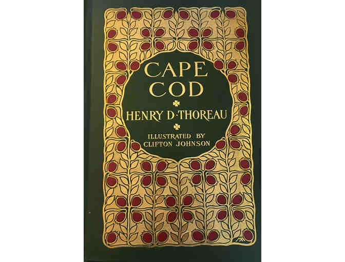 Cape Cod Illustrated by Clifton Johnson 1908