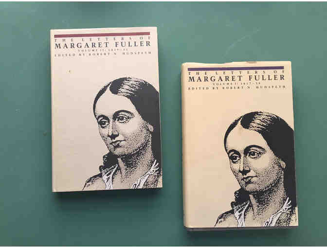 The Letters of Margaret Fuller, Volumes I & II